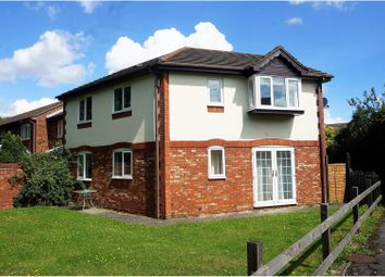Thumbnail 2 bed maisonette for sale in Unwin Close, Southampton