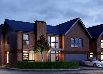 "Thumbnail 5 bed property for sale in ""Thompson"" at Kitsmead Lane, Longcross, Chertsey"