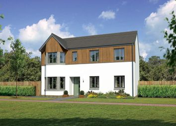 "Thumbnail 4 bed detached house for sale in ""Hollandswood"" at Greystone Road, Alford"