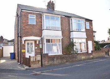 Thumbnail 3 bed semi-detached house for sale in Milner Road, Bridlington