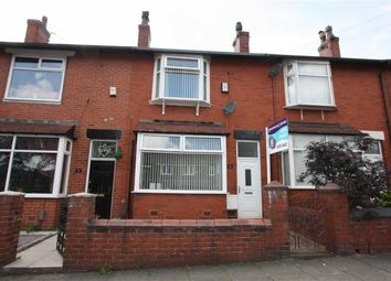 Thumbnail 2 bedroom terraced house for sale in Crompton Avenue, Breightmet, Bolton