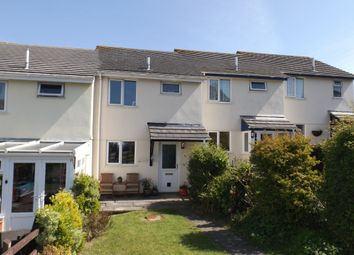Thumbnail 2 bed terraced house for sale in Penmeva View, Mevagissey, St. Austell