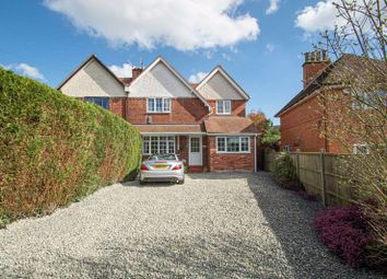 Thumbnail 4 bed semi-detached house for sale in Birmingham Road, Lickey End, Bromsgrove