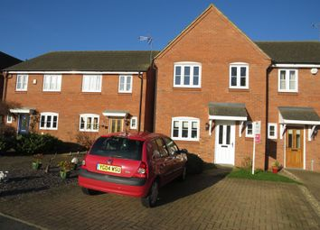Thumbnail 3 bed semi-detached house for sale in Cedar Close, Old Stratford, Milton Keynes