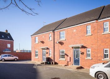 Thumbnail 3 bed terraced house for sale in Buchan Drive, Kingsway, Gloucester