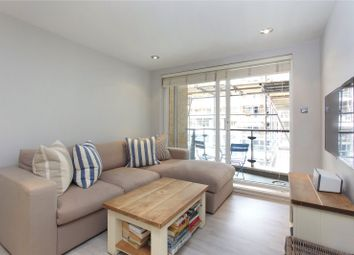 Thumbnail 2 bed flat for sale in Compass House, Smugglers Way, Wandsworth, London