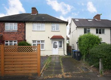 Thumbnail 4 bed semi-detached house to rent in Cambridge Road, Norbiton, Kingston Upon Thames