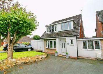Thumbnail 4 bed link-detached house for sale in Wyre Drive, Worsley, Manchester