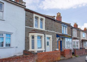 Thumbnail 2 bed terraced house for sale in Woodland Way, Kingswood, Bristol