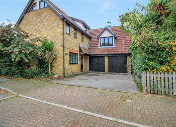 Thumbnail 5 bed detached house for sale in Juniper Drive, South Ockendon, Essex