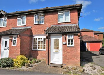 Thumbnail 3 bed end terrace house for sale in Bamborough Close, Southwater, Horsham
