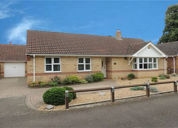 Thumbnail 3 bed detached bungalow for sale in Greenwich Close, Denver, Downham Market