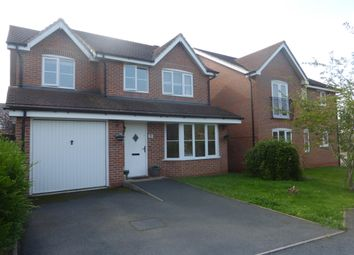 Thumbnail 4 bed detached house to rent in Hill View Avenue, Withington, Hereford