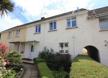 Thumbnail 3 bed terraced house for sale in Oakland Road, Newton Abbot