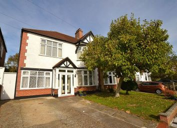 Thumbnail 5 bed semi-detached house to rent in Harwood Avenue, Bromley