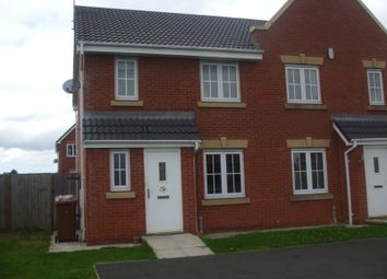 Thumbnail 3 bed semi-detached house to rent in Sky Lark Rise, St. Helens