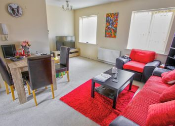 Thumbnail 2 bedroom flat to rent in Wood Street, Warsop, Nottinghamshire