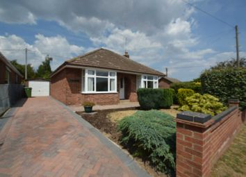 Thumbnail 3 bed detached bungalow for sale in Valley Road, New Costessey, Norwich