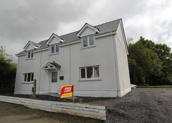 Thumbnail 3 bed detached house for sale in Ffarmers, Llanwrda