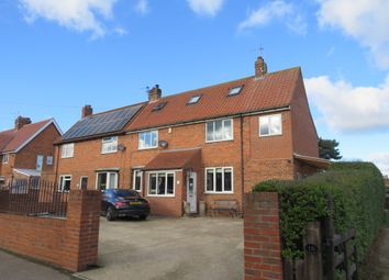 Thumbnail 4 bed semi-detached house for sale in Church Green, Elvington, York