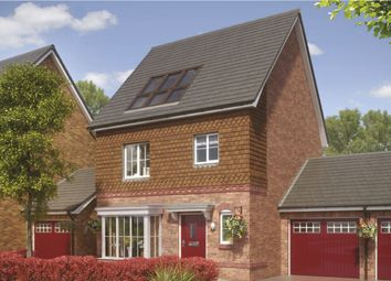 Thumbnail 4 bed detached house for sale in Heathfield Lane, Wards Keep, Darlaston