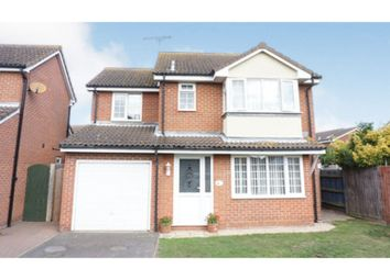 4 bed detached house for sale in Kitchener Way, Shotley Gate, Ipswich IP9