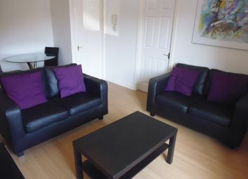 Thumbnail 2 bed flat to rent in Greenfield Court, Leeds