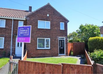 Thumbnail 2 bed end terrace house for sale in Clapham Road, Yarm