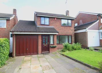 Thumbnail 3 bed detached house for sale in Copperhill Road, Congleton