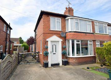 Thumbnail 3 bed semi-detached house for sale in Maudon Grove, Norton, Malton