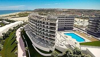 Thumbnail 2 bed apartment for sale in Spain, Av San Bartolomé De Tirajana, 63, 03195 Arenals Del Sol, Alicante, Spain