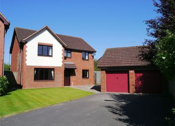 Thumbnail 4 bed detached house for sale in Courtney Close, Stonehills, Tewkesbury, Gloucestershire