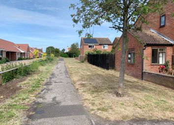 Thumbnail Land for sale in Meadow Close, Trimley St. Martin, Felixstowe