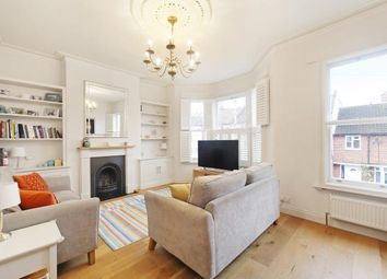 Thumbnail 4 bed flat for sale in Stormont Road, Battersea, London