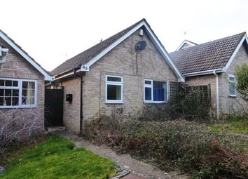 Thumbnail 2 bedroom bungalow to rent in The Banks, Wellingborough