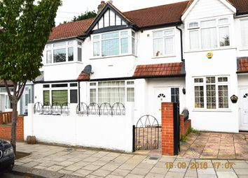 Thumbnail 3 bed terraced house for sale in Abercian Road, Streatham