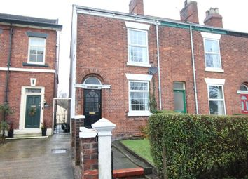 Thumbnail 3 bedroom terraced house to rent in Congleton Road, Sandbach