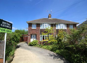 Thumbnail 3 bed semi-detached house for sale in Jubilee Estate, Purton, Wiltshire