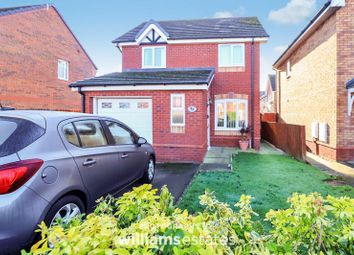 Thumbnail 3 bed detached house for sale in Ffordd Pant Y Celyn, Prestatyn