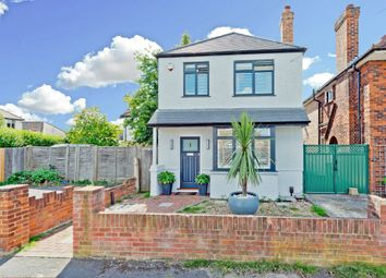 Thumbnail 3 bed detached house for sale in Culsac Road, Tolworth, Surbiton