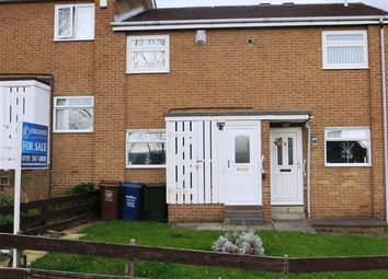 Thumbnail 2 bedroom flat for sale in Burnham Avenue, Newcastle Upon Tyne