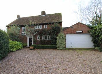 Thumbnail 4 bed detached house for sale in Frogmore Road, Market Drayton