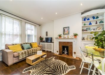 Thumbnail 2 bed flat for sale in Barton Road, London