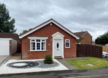 Thumbnail 3 bed detached bungalow for sale in Kepier Chare, Crawcrook, Ryton