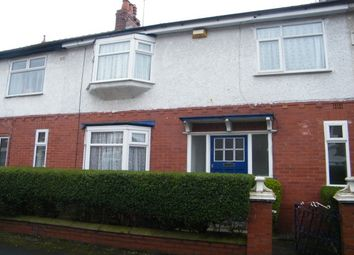 Thumbnail 3 bed terraced house to rent in Winckley Road, Broadgate
