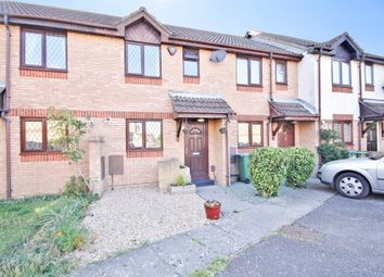 Thumbnail 2 bed terraced house for sale in Lambourne Drive, Locks Heath, Southampton