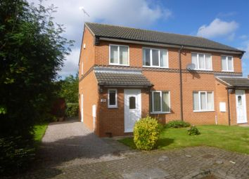 Thumbnail 3 bed semi-detached house to rent in Old Showfields, Gainsborough