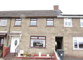Thumbnail 3 bedroom terraced house for sale in Menzies Avenue, Cumnock
