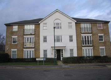 Thumbnail 2 bedroom flat to rent in Fennell Close, Maidstone, Kent