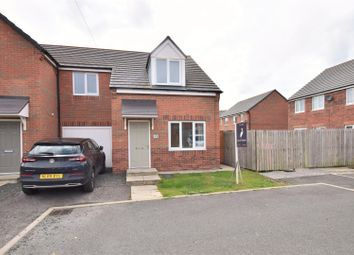 Thumbnail 3 bed semi-detached house for sale in Mulberry Avenue, Marley Park, Sunderland